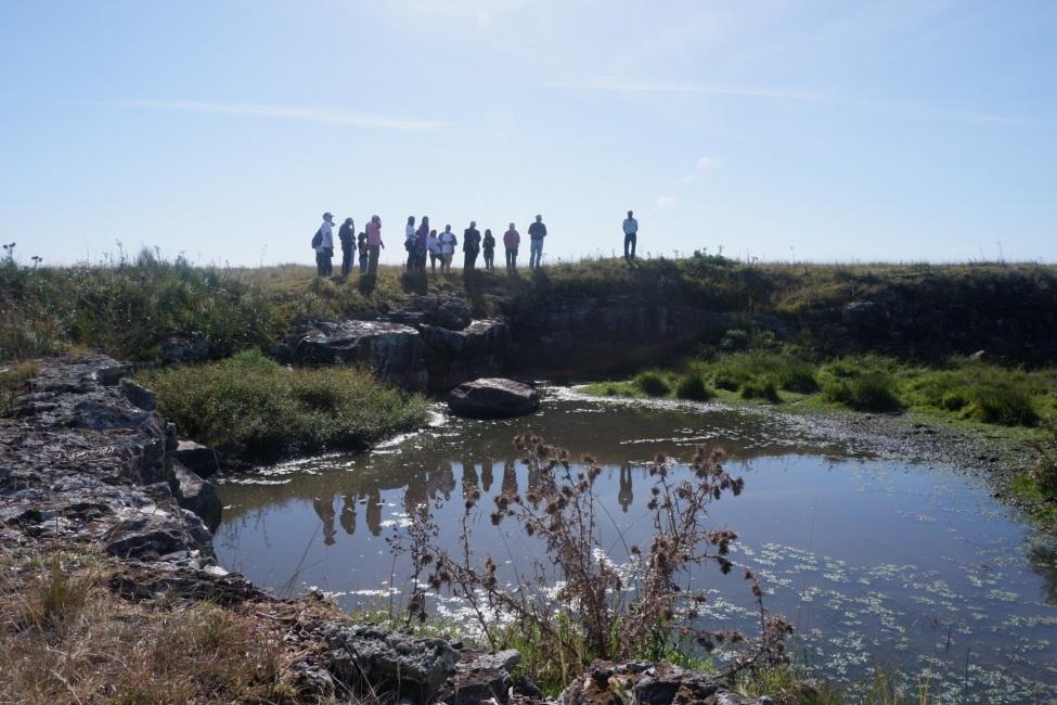 Als eine der ersten Natur-Freiwilligen verbrachte Nora ihren Freiwilligendienst in Uruguay