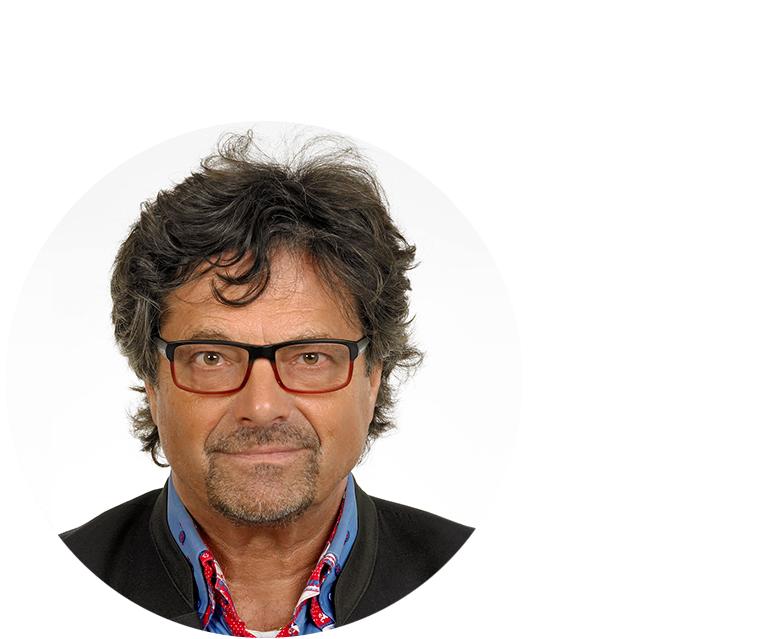 Portrait von Dr. Diether Dehm