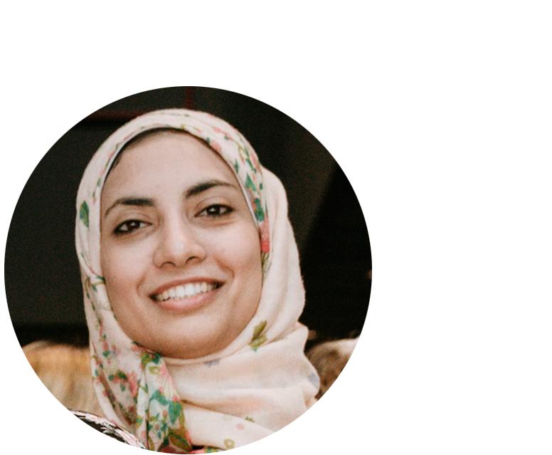 Portrait von Nesma Ahmed