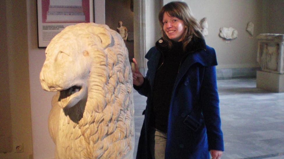 Geschichte entdecken – Mit kulturweit am Deutschen Archäologischen Institut