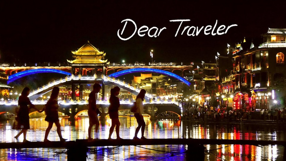 Dear Traveler - A Cinematic Letter from a Guest in Wuhan