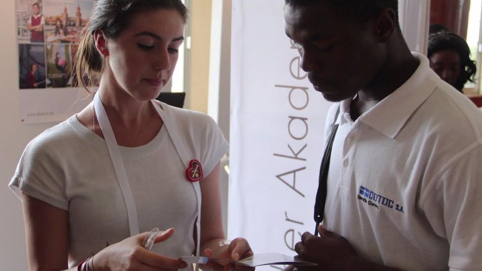 Akademischen Austausch gestalten – kulturweit-Freiwilligendienst beim DAAD